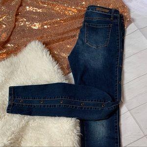Versace 1969 Italia Skinny Jeans size 6
